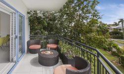 Apt 2 - Balcony