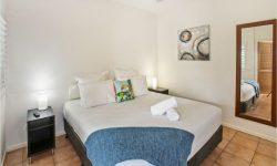Apt 5 - Bedroom
